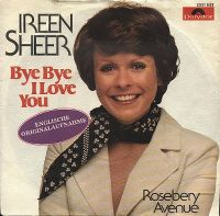 Cover Ireen Sheer - Bye Bye I Love You [english]